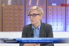 Beata Gosiewska z PiS porównuje UE do ustroju komunistycznego. Ale co miesiąc kasuje stamtąd niezłąpensję.