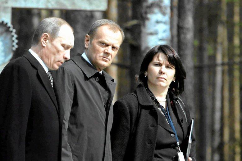 Magdalena Fitas-Dukaczewska odmówiła składania zeznań dotyczących rozmowy Tuska z Putinem powołując się na przepisy o zachowaniu tajemnicy służbowej.