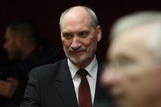 Macierewicz wypowiedział się na temat notatki MSZ na antenie Telewizji Trwam.