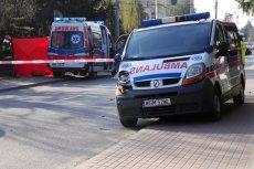 Kierowca potrącił śmiertelnie 9-letnią dziewczynkę.
