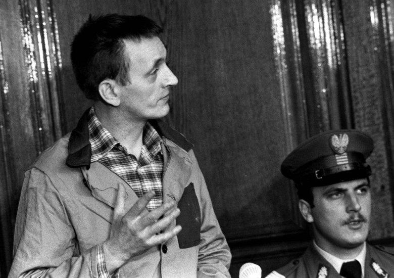 """Paweł Tuchlin """"Skorpion"""" był seryjnym mordercą skazanym na karę śmierci."""