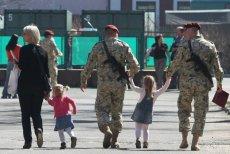 Większość Polaków opowiada się za pozostawieniem naszych żołnierzy na misji w Iraku.