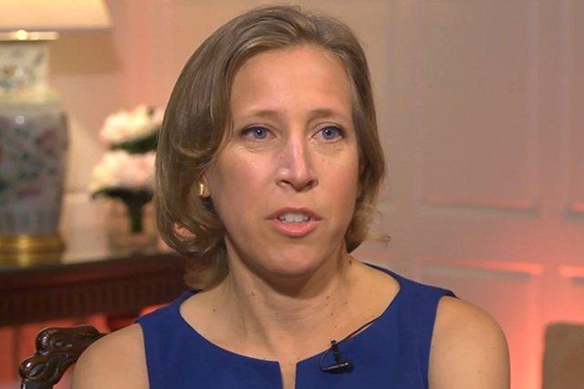 Susan Wojcicki jest nowym szefem portalu YouTube