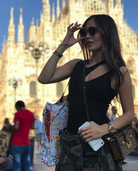 Marina w Mediolanie