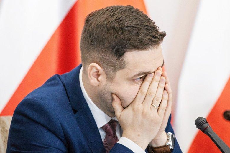 Wiceminister sprawiedliwości Patryk Jaki doczekał się odpowiedzi na oskarżenia kierowane pod adresem Sądu Najwyższego.
