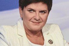 """""""Kto i po co wymyśla takie głupie teksty?"""" – tak Beata Szydło zareagowała na artykuł """"Super Expressu""""."""