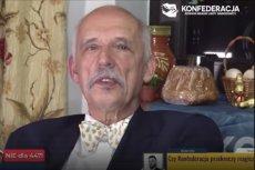 Janusz Korwin-Mikke twierdzi, że rzeczywiste poparcie dla Konfederacji jest o wiele wyższe.