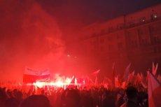 We Wrocławiu było tak ostro, że władze musiały marsz zamknąć