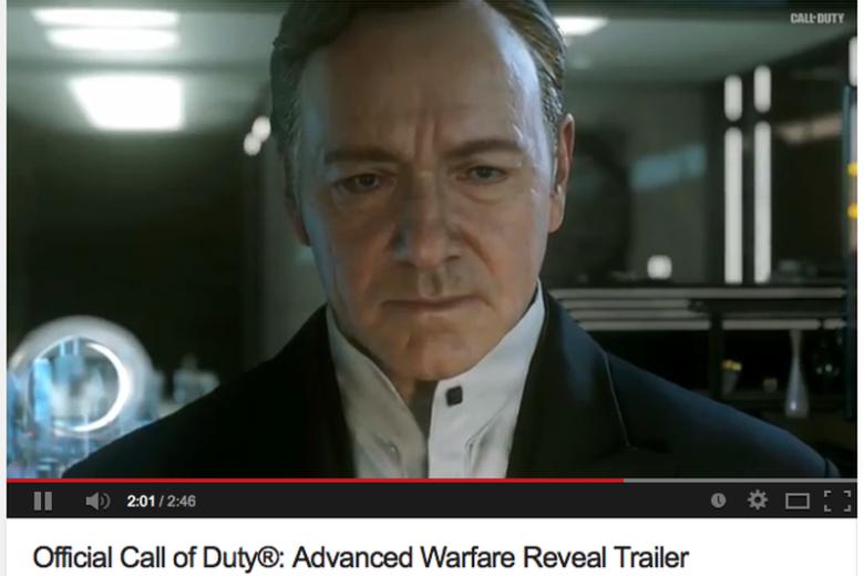 Nowa odsłona gry zapowiada się oszałamiająco - szczególnie z główną rolą Kevina Spaceyego.