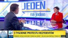 Bogdan Rymanowski w rozmowie z Beatą Szydło