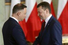 Dla wielu ważniejsze od politycznego trzęsienia ziemi w rządzie było to, że Jarosław Kaczyński nie pojawił się podczas zaprzysiężenia ministrów.