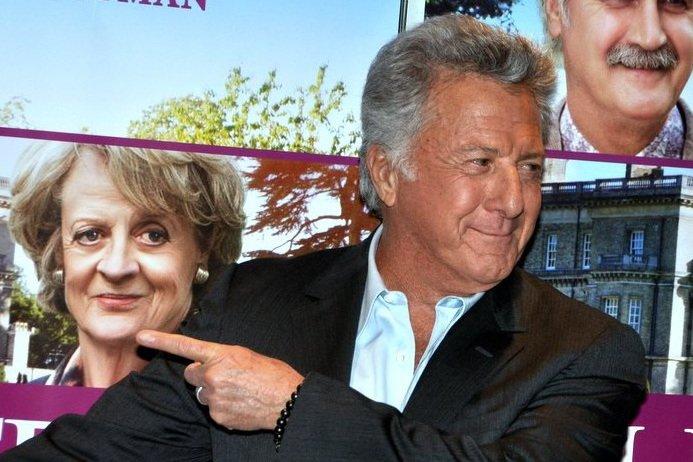Dustin Hoffman został oskarżony o molestowanie seksualne.