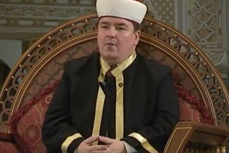 Mufti Tomasz Miśkiewicz twierdzi, że Europa powinna karać terroryzm nawet karą śmierci.