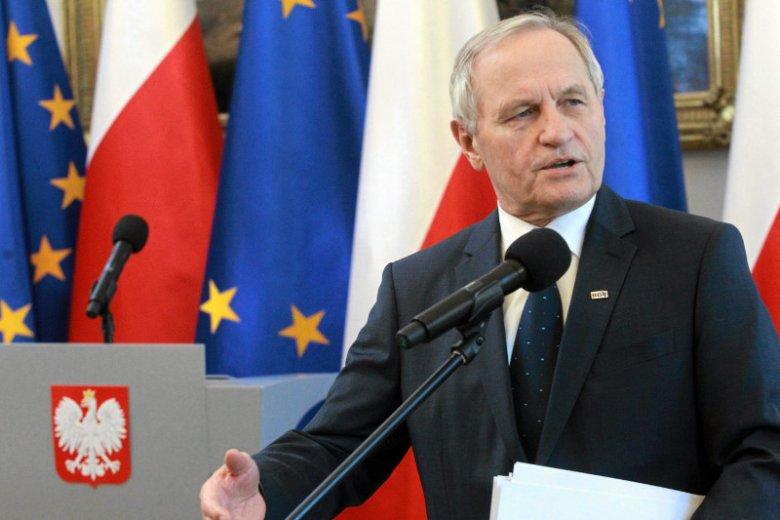 Generał Koziej chwali decyzję Morawieckiego i ma nadzieję, że od tej pory zakupy dla wojska będą sensownie planowane.