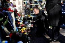 Donald Tusk złożył hołd Ukraińcom w piątą rocznicę krwawych wydarzeń na Majdanie.