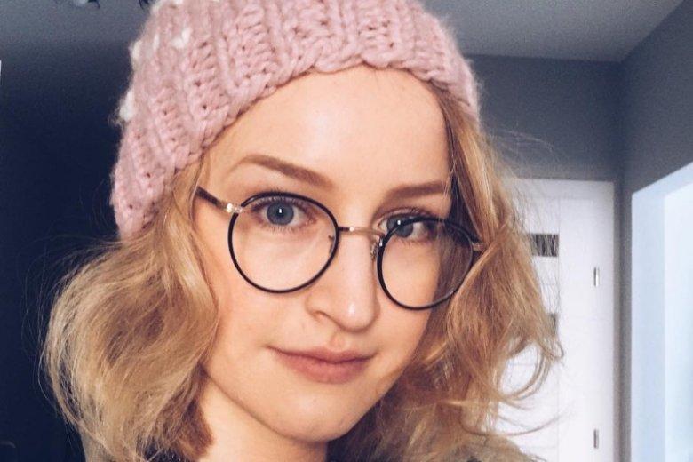 Jola Szymańska prowadzi bloga od pięciu lat