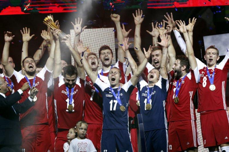 Komisja Europejska pogratulowała polskim siatkarzom triumfu w Mistrzostwach Świata.