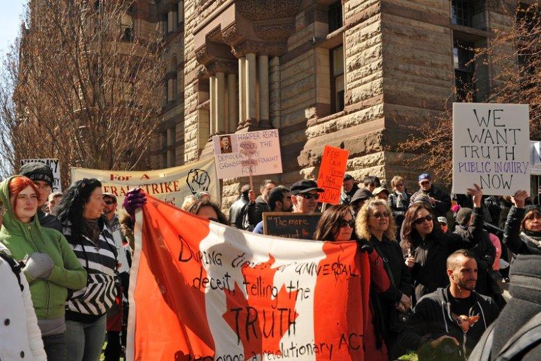 W Kanadzie już w 2012 roku domagano się reformy prawa wyborczego
