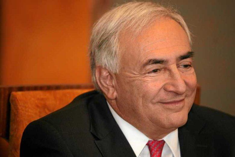 Dominique Strauss-Kahn, były szef Międzynarodowego Funduszu Walutowego