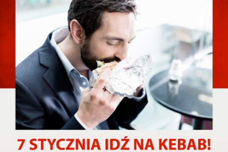 Sojusz Lewicy Demokratycznej wzywa do jedzenia kebabów!
