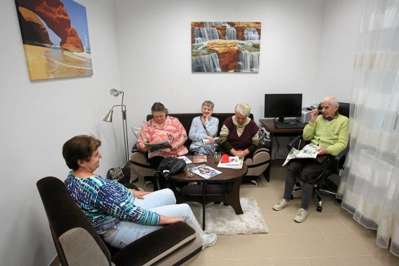 Domów opieki jest coraz więcej.