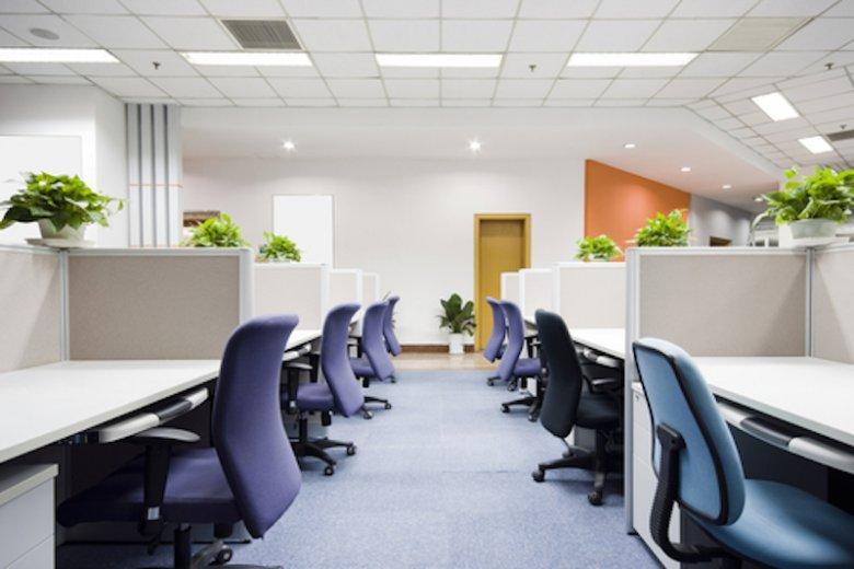 Boksy biurowe nie zostały pierwotnie zaprojektowane do tego, czemu dziś służą korporacjom.