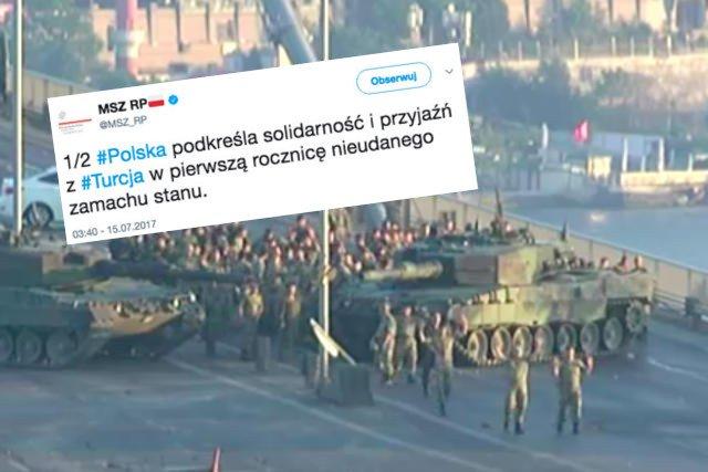 MSZ wystosowało dziś wpis na Twitterze o treści, która bardzo zbulwsersowała internautów.