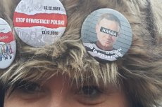 W kierunku Sejmu idzie kolejna demonstracja