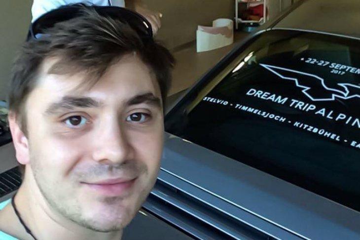 Daniel Martyniuk zdementował doniesienia na temat jego rzekomego zatrzymania przez policję.