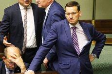 """Z danych ujawnionych przez """"Dziennik Gazetę Prawną"""" wynika, że Mateusz Morawiecki miał doprowadzić do osiągnięcia rekordowych wpływów z VAT. Przynajmniej to sugerują wynika od stycznia do lipca."""
