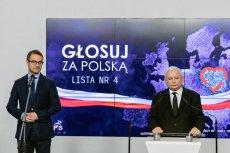 """""""Walka do końca o każdy głos"""" – tak o ostatnich chwilach kampanii mówi szef sztabu PiS Tomasz Poręba."""
