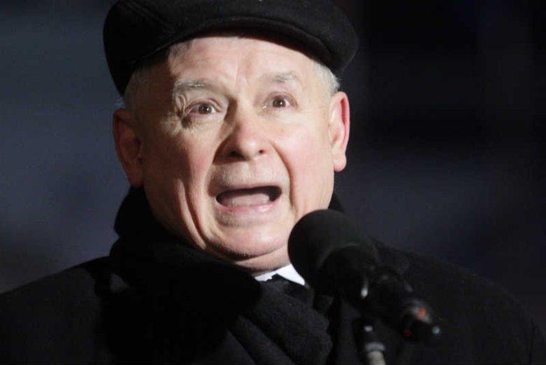 Jarosław Kaczyński, chcąc zaatakować KOD, obraziłosoby niepełnosprawne.