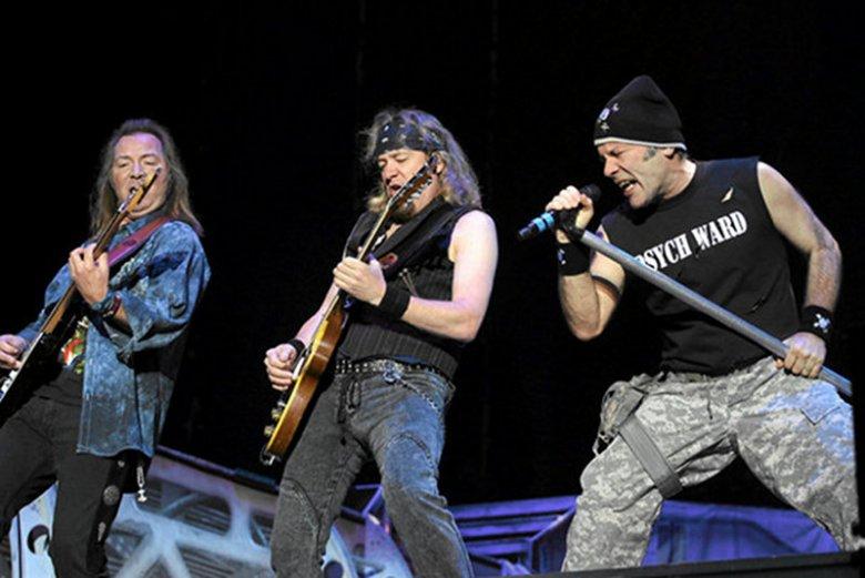 Iron Maiden od 40 lat porywa fanów na całym świecie.