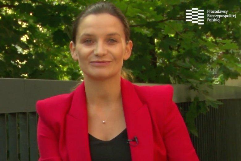 Ilona Klejnowska-Kamińska –dziś poza PiS. Jest partnerem w Instytucie Strategii i Rozwoju, którego jest współzałożycielką.