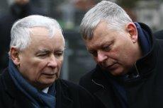 Marek Suski miał specyficzną wizję pomników Ofiar Katastrofy Smoleńskiej i Lecha Kaczyńskiego.