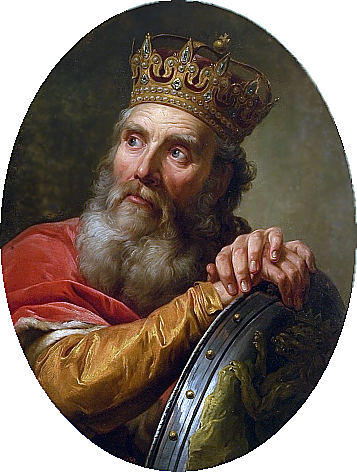 Kazimierz Wielki, obraz Marcello Bacciarellego, Zamek Królewski w Warszawie.