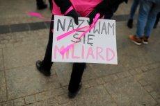 Posłanki KO i Lewicy chcą zatańczyć w ramach akcji One Billion Rising (Nazywam się Miliard).