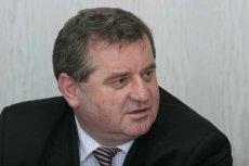 Na zdjęciu Andrzej Pałys, były poseł PSL