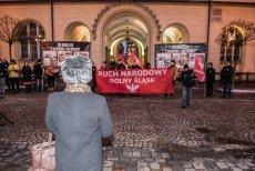 Władze Wrocławia rozwiązały pikietę przeciwników aborcji. Zdjęcie ilustracyjne.