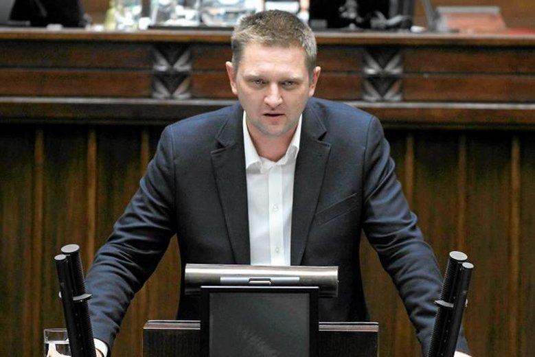 Przez wiele lat Andrzej Rozenek reprezentował w Sejmie Ruch Palikota. Teraz współtworzy nowe SLD.