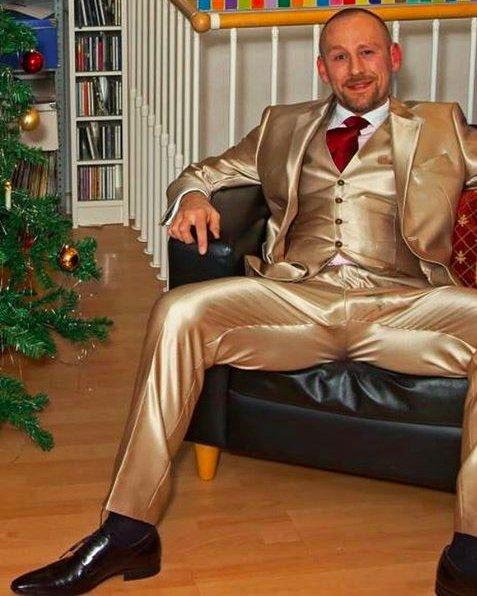 Szykowny outfit bożonarodzeniowy