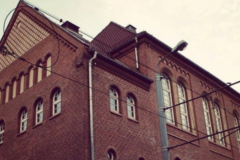 CSW łaźnia w Gdańsku