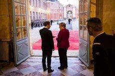 Macron i Merkel mieli dotychczas dobre relacje.