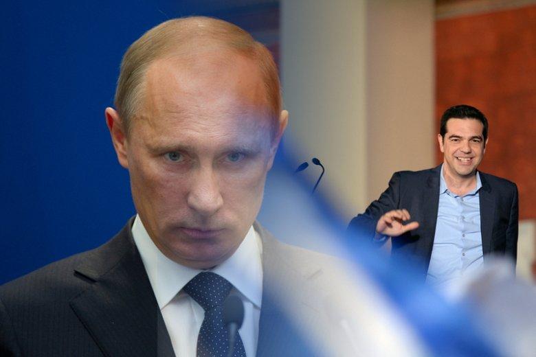 Sojusz taktyczny z Rosją z perspektywy Tsiprasa jest dziś dla Grecji bardziej korzystny niż negocjacje z Unią.
