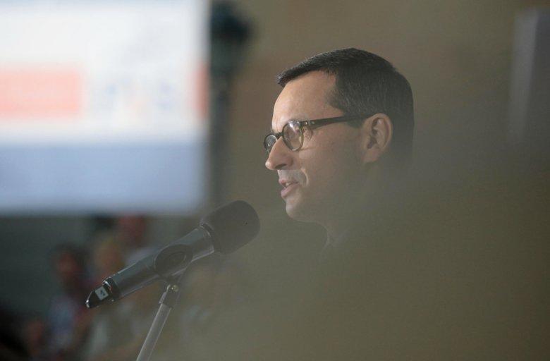 Mateusz Morawiecki jest premierem rządu PiS od grudnia 2017 roku.