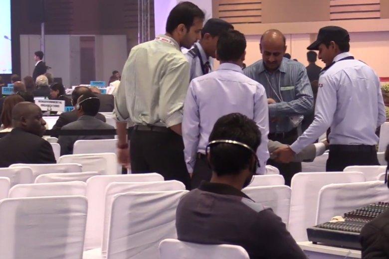 Poświęcona branży tytoniowej tegoroczna konferencja WHO w Indiach jest krytykowana za działania podejmowane wobec dziennikarzy i organizacje pozarządowe