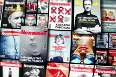 """""""Newsweek"""" najlepszy pod względem sprzedaży"""