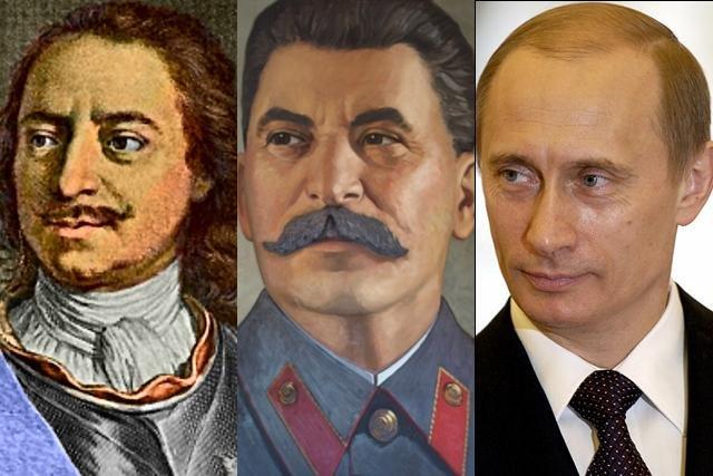 W nowym podręczniku mowa będzie m.in. o Piotrze I Wielkim, Józefie Stalinie oraz Władimirze Putinie
