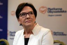 Była premier Ewa Kopacz czuje się oskarżona przez prezesa PiS Jarosława Kaczyńskiego o śmierć prezydenta Lecha Kaczyńskiego