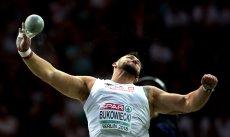 Konrad Bukowiecki to urodzony w Szczytnie polski lekkoatleta specjalizujący się w pchnięciu kulą oraz rzucie dyskiem.